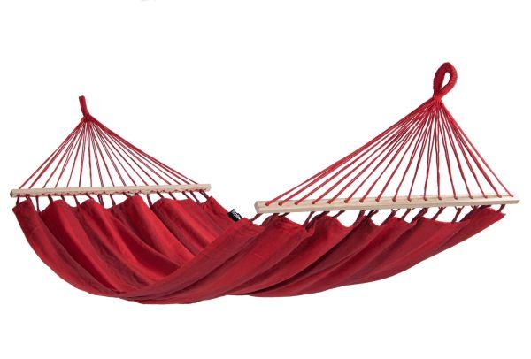 Yhden Hengen Riippumatto Relax Red