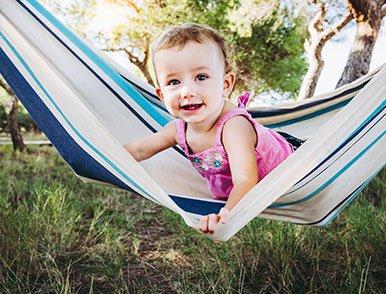 Riippumatot - Vauva